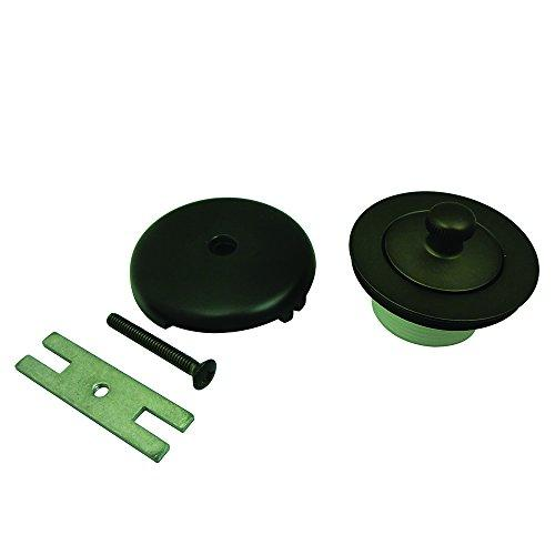 Kingston Brass Made to Match DLT5301A5 Lift and Turn Tub Drain Kit, Oil Rubbed Bronze