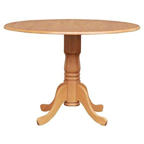 Round Table With Drop Leaves