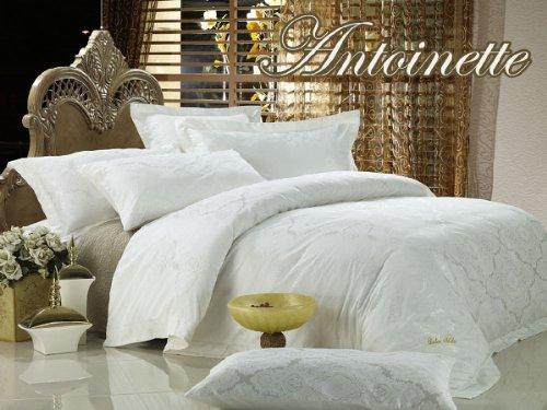 Queen Size Duvet Cover Sheets Set, Antoinette