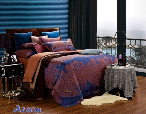 Queen Size Duvet Cover Sheets Set, Areon