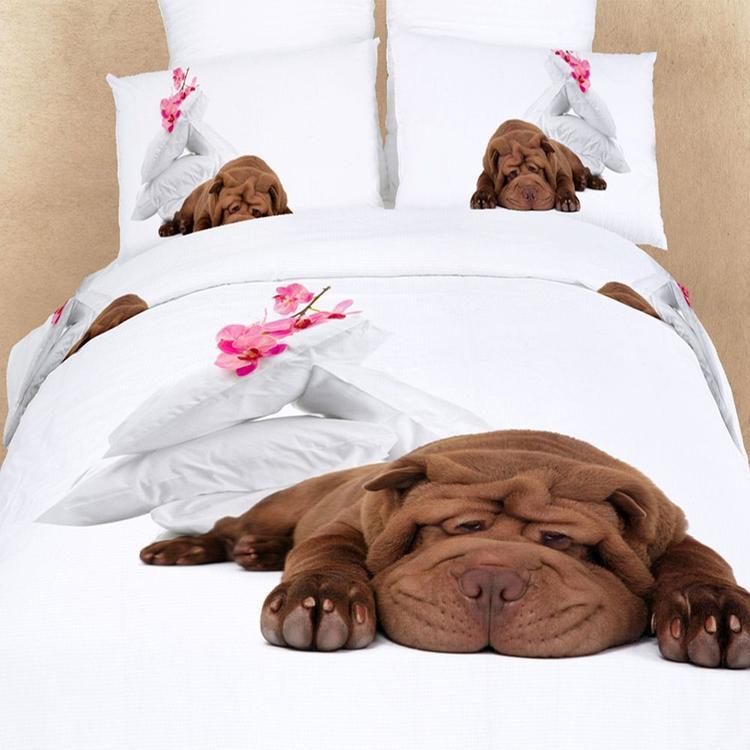Duvet Cover Sheets Set, Sleepy