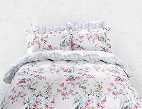 Duvet Cover Sheets Set, Dolce Mela Perugia Queen Size Bedding