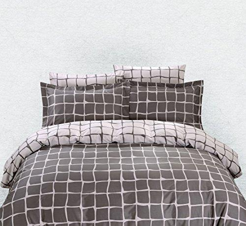 Duvet Cover Sheets Set, Dolce Mela Trento Queen Size Bedding