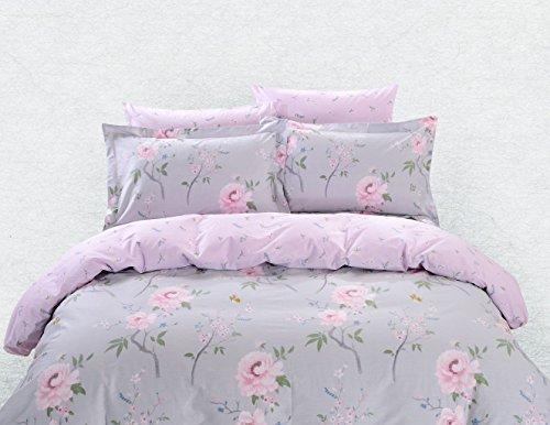 Duvet Cover Sheets Set, Dolce Mela Cosenza Queen Size Bedding