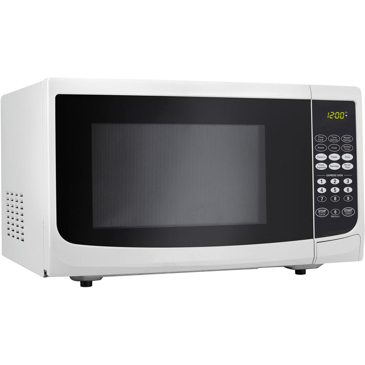 Danby 0.7 Cu. Ft. 700W White Countertop Microwave Oven - Danby - DMW7700WDB at Sears.com