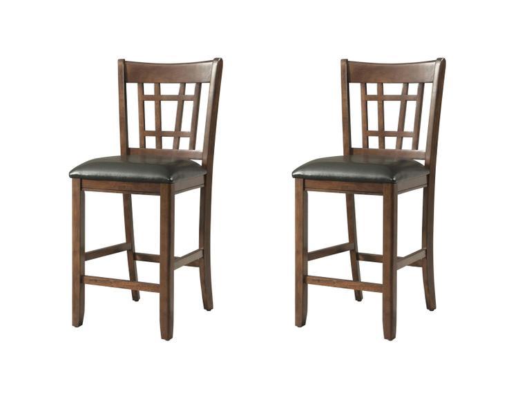 Picket House Furnishings Sam Pub Side Chair Set [Item # DMX100SC]