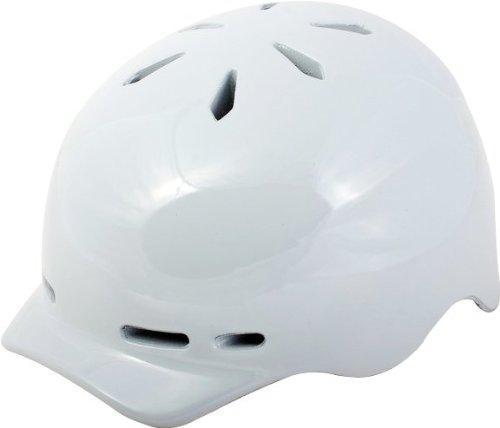 Urban White Helmet