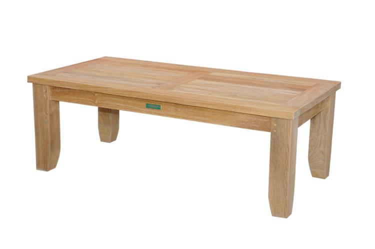 Anderson Teak Luxe Rectangle Coffee Table