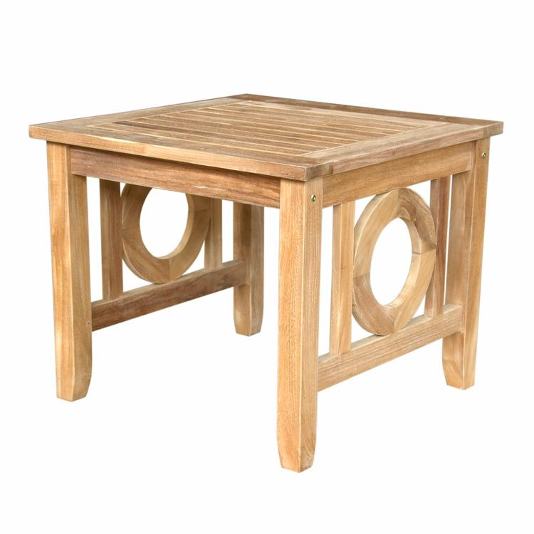 Anderson Teak Natsepa Square Side Table