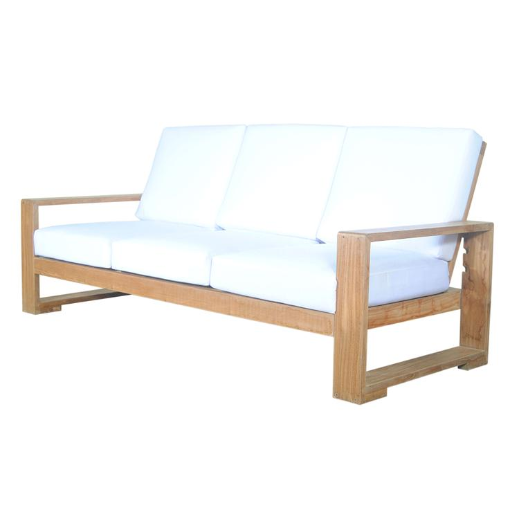 Anderson Teak Capistrano Deep Seating Sofa