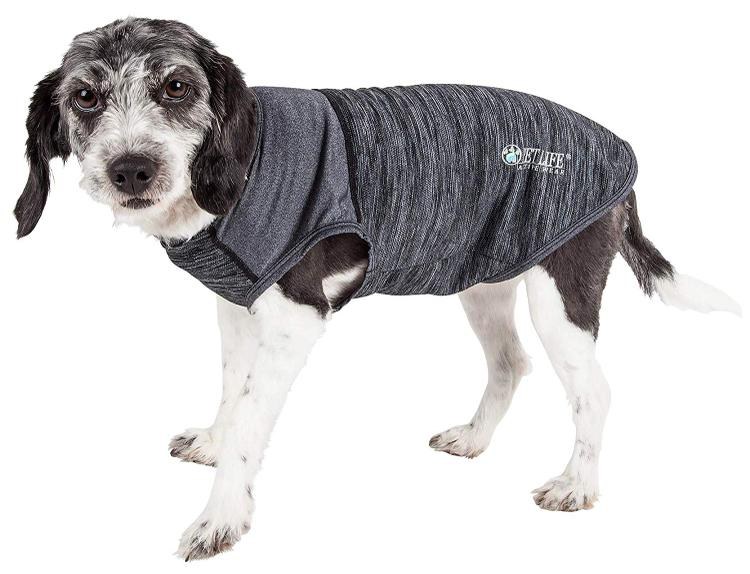 Pet Life Active-Fetch Nylon Floatation Yank-N-Tug Chew-Tough Dog Toy