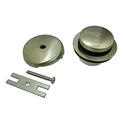 Kingston Brass Made to Match DTL5302A8  Toe Tap Drain Kit, Brushed Nickel