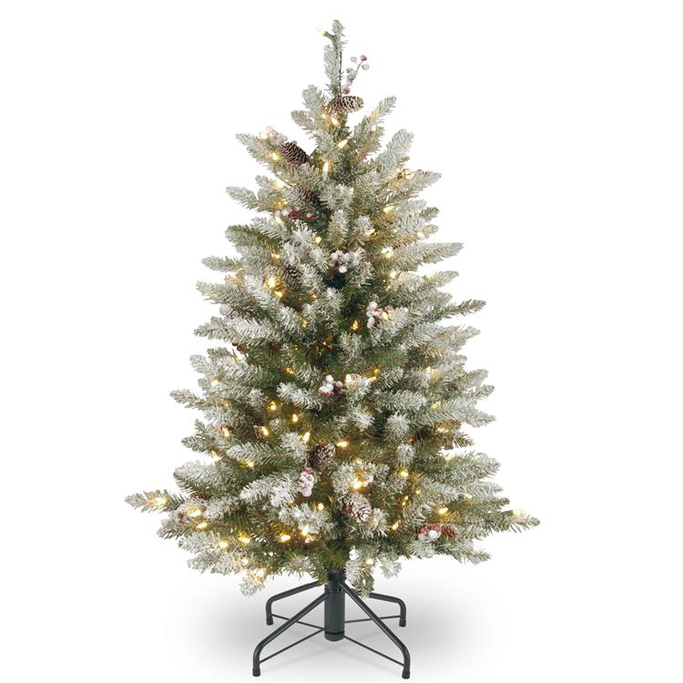 National Tree Dunhill Fir Tree with Clear Lights [Item # DUF-300-45]