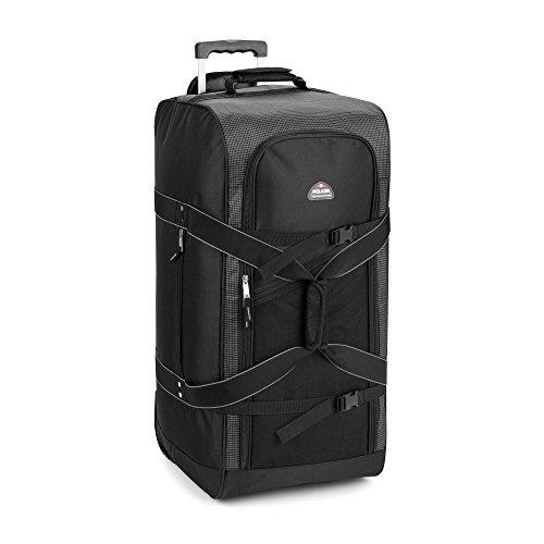 Polaris 30in Mega Wheeled Duffel Bag - Black