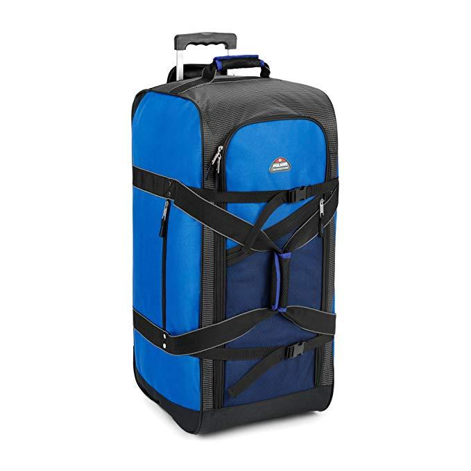 Polaris 30in Mega Wheeled Duffel Bag - Blue