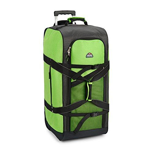 Polaris 30in Mega Wheeled Duffel Bag - Green