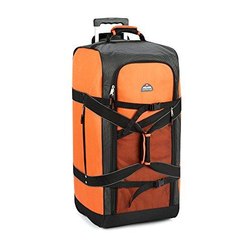 Polaris 30in Mega Wheeled Duffel Bag - Orange