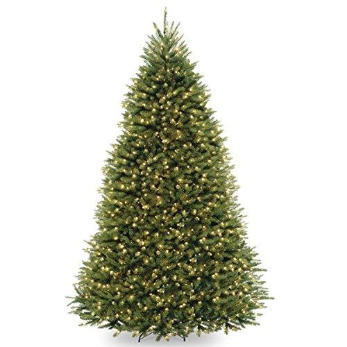 National Tree Dunhill Fir Tree with LED Lights [Item # DUH-330LD-10S]