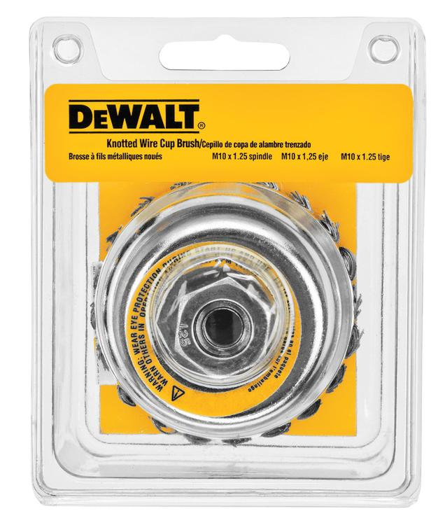 DeWalt Dw4916 Brush Cup 4