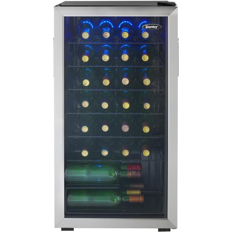 Danby 36-Bottle Free-Standing Wine Cooler