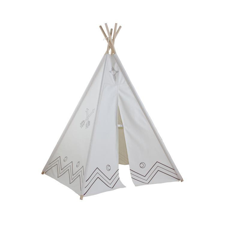 Hideaway Color-My-Own Five Panel Tepee