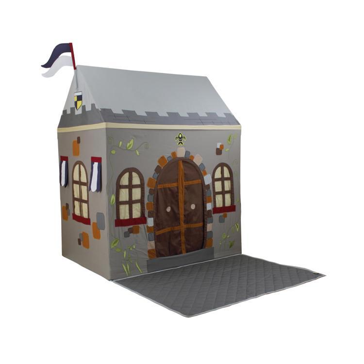 Toadi Castle Playhouse & Floor Quilt