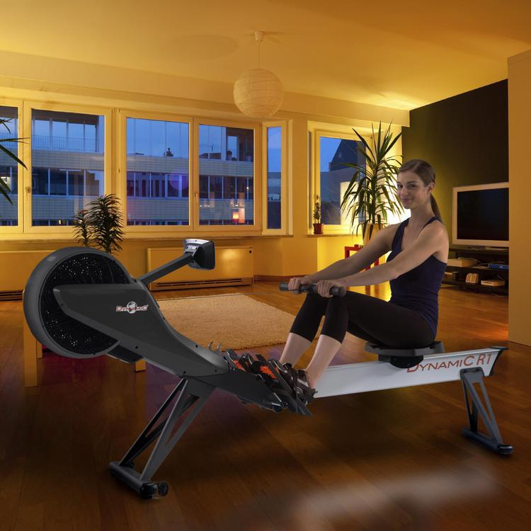Dynamic Fitness R1 Pro Magnetic/ Air Rower