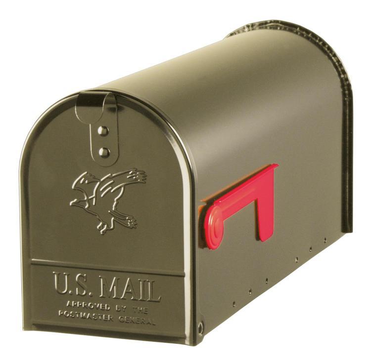 E1100Bz0 Mailbox Rural Bnz #1
