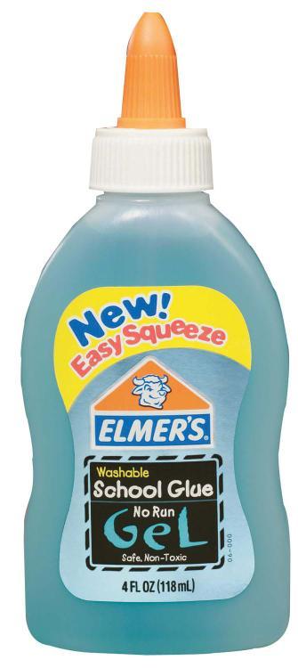 Elmer's E364 Gel Glue 4Oz
