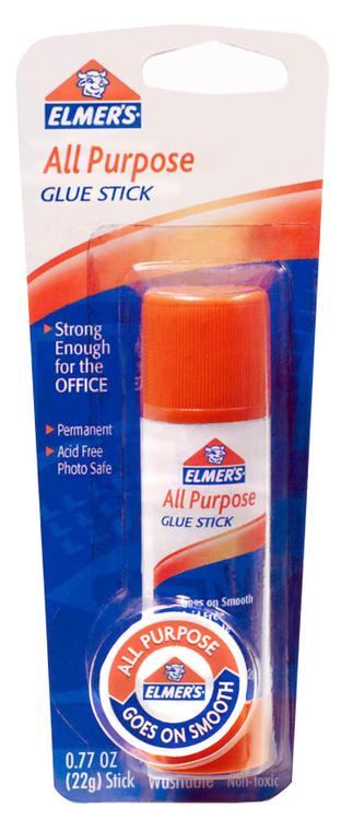 Elmer's E515 Stix App Purp Wash