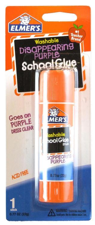Elmer's E523 Glue Stick Washable