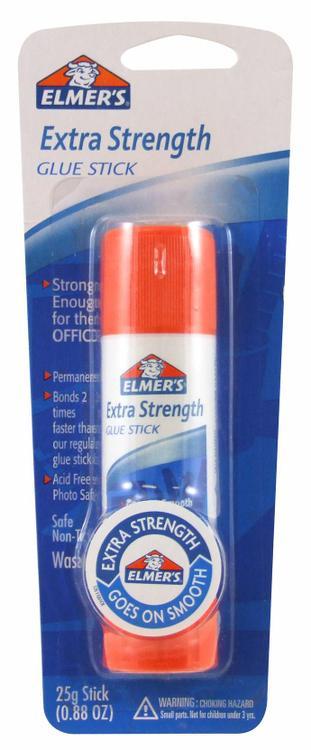 Elmer's E527 X-Stngth Glue Stick 25Grm