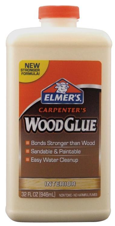Elmer's E7040 Carp Wood Glue Qt