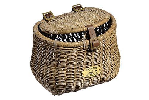 Madaket (Creel Basket w/ Lid)