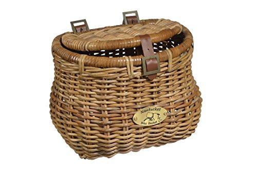 Cisco Madaket Creel Basket w/ Lid