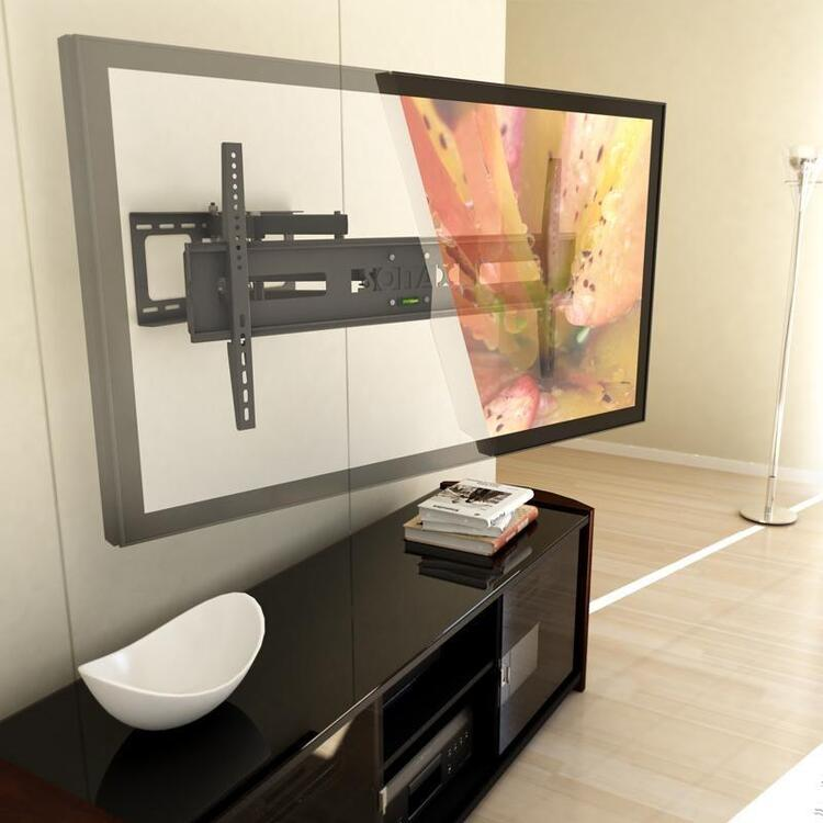 Full Motion Flat Panel Wall Mount for 32