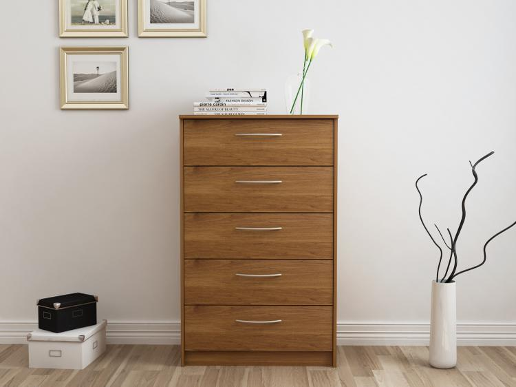 Finch 5 Drawer Chest