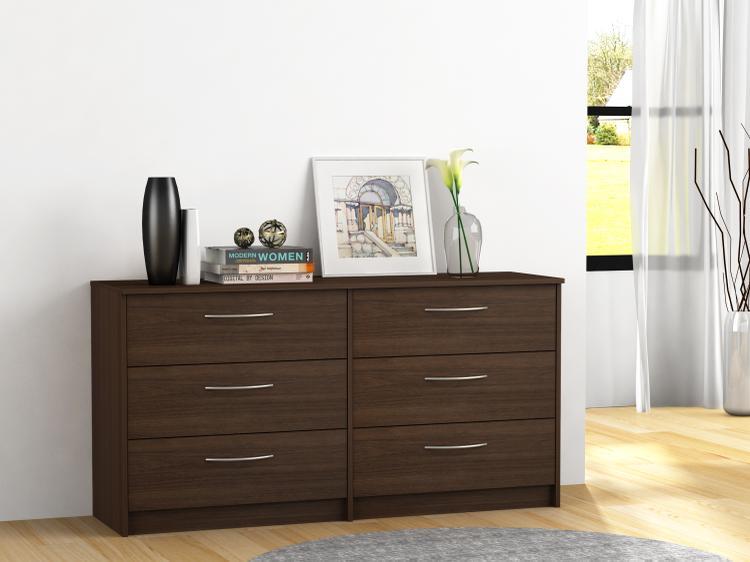 Finch 6 Drawer Dresser