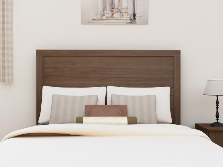 Homestar Finch Queen&Full Headboard - Walnut