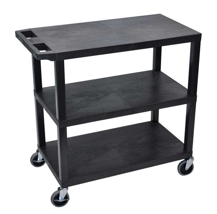 Luxor Cart - Two Flat Shelves