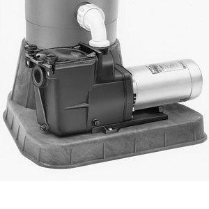 Base Pak for Less Pump for Super II Pump [Item # EC65BLP]