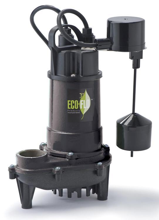 Ecd50V Sump Pump 1/2Hp Sub Ci