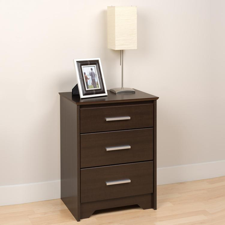 Coal Harbor 3 Drawer Tall Nightstand