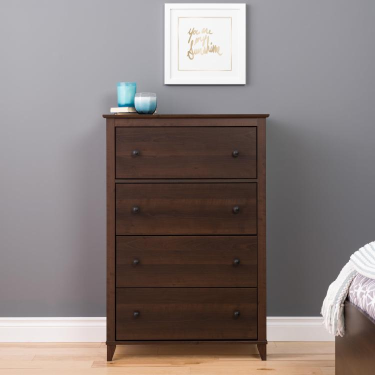 Yaletown 4-Drawer Chest