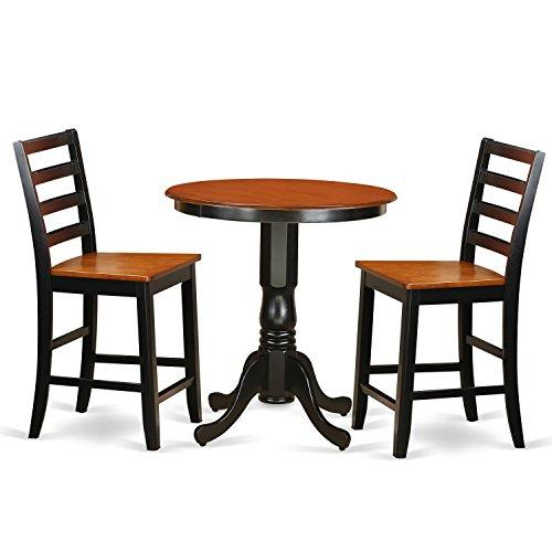 Counter Height Set-Pub Table And Kitchen Bar Stool