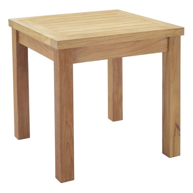 Marina Outdoor Patio Teak Side Table