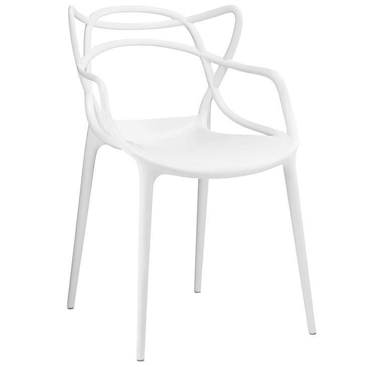 LexMod Entangled Dining Armchair