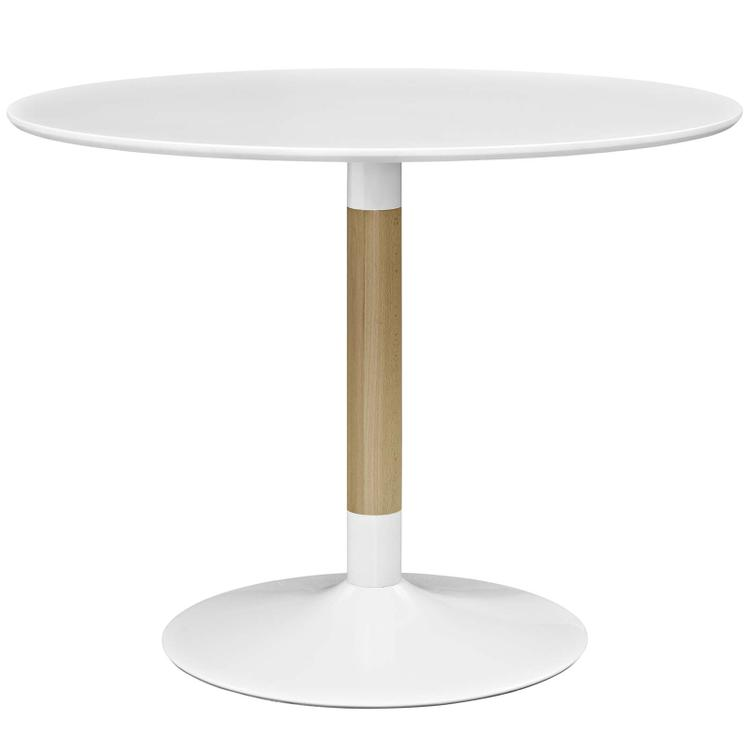 Modway Whirl Round Dining Table