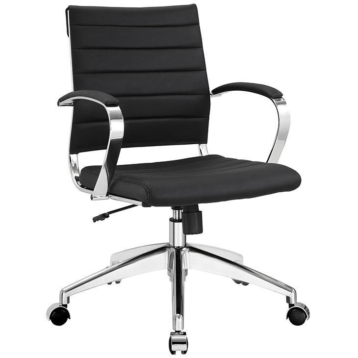 LexMod Jive Mid Back Office Chair