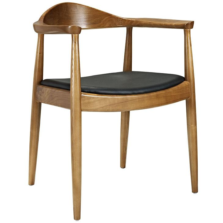 LexMod Presidential Dining Armchair